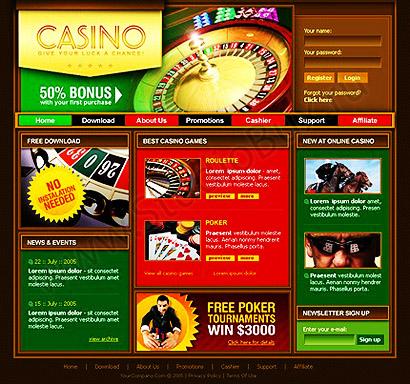Движок онлайн казино